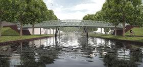 Muiden, Bruggen de Krijgsman, Muidertrekvaart