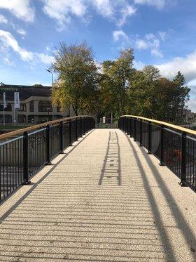 Fietsbrug Driebergen